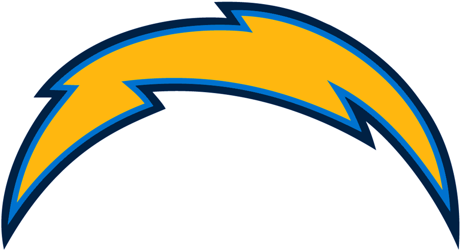 Los Angeles Chargers Logo Primary Logo (2017-2019) -  SportsLogos.Net