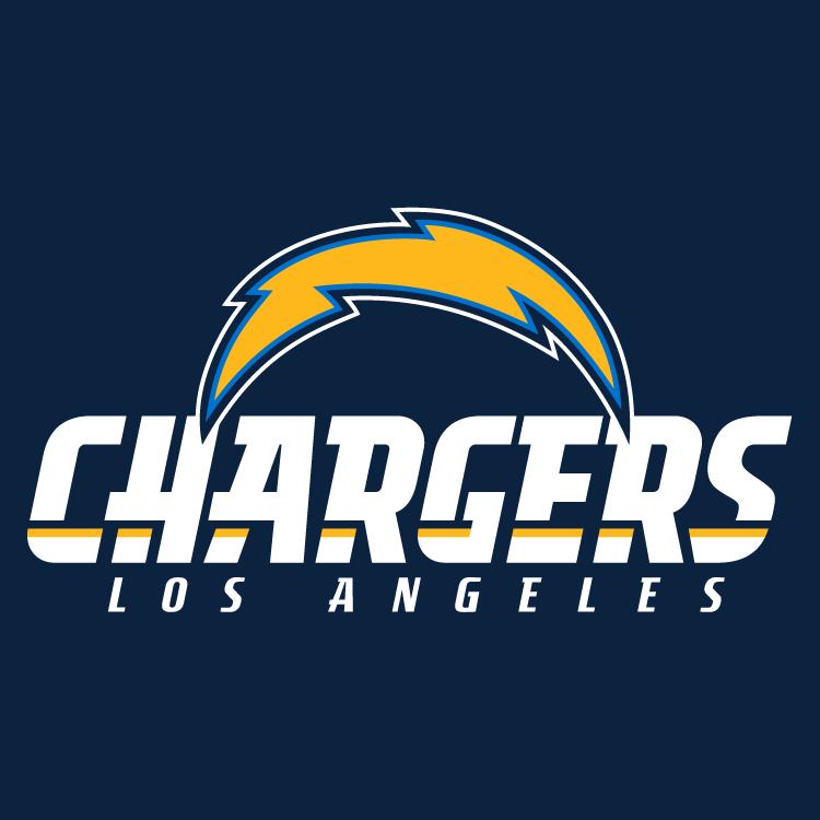 Los Angeles Chargers Logo Alternate Logo (2017-2019) -  SportsLogos.Net