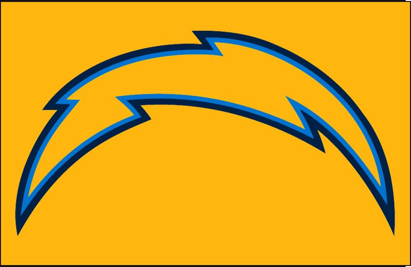 Los Angeles Chargers Logo Primary Dark Logo (2017) -  SportsLogos.Net