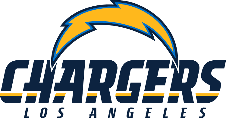 Los Angeles Chargers Alternate Logo National Football