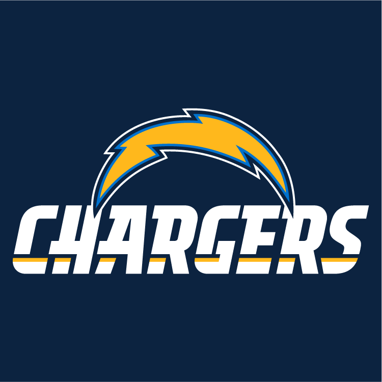 Los Angeles  Chargers Logo Alternate Logo (2017-2019) -  SportsLogos.Net