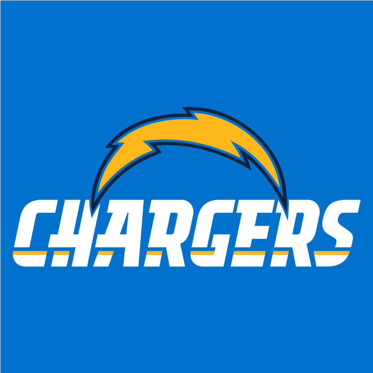 Los Angeles Chargers Logo Alternate Logo (2017) -  SportsLogos.Net
