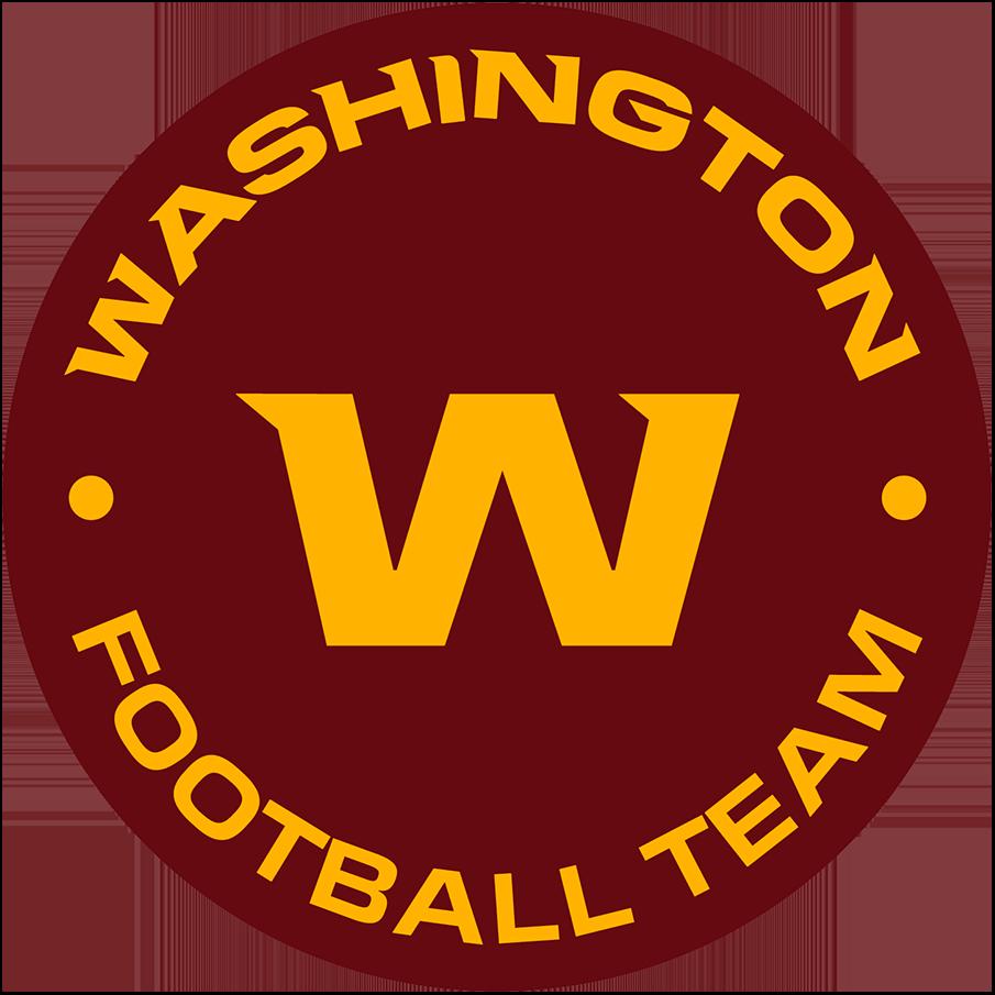 Washington Football Team Alternate Logo National Football League Nfl Chris Creamer S Sports Logos Page Sportslogos Net