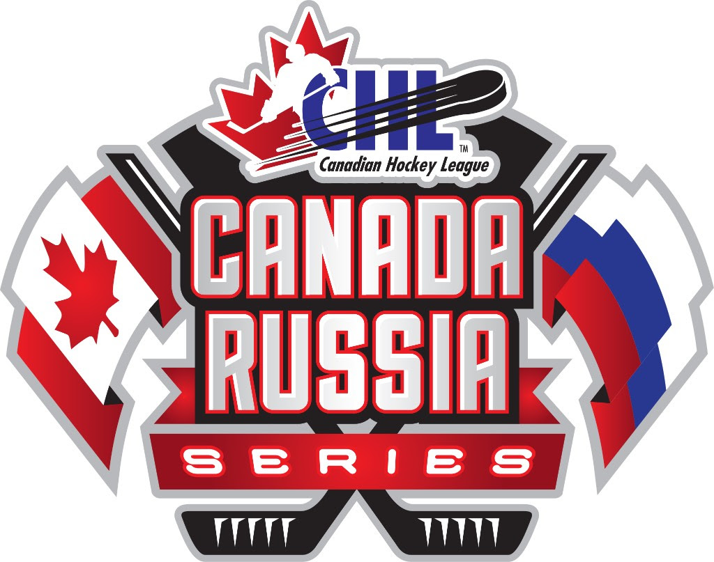Canada-Russia Series Primary Logo - Canadian Hockey League