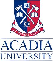 Acadia Axemen Logo Alternate Logo (2000-2006) - Acadia University logo SportsLogos.Net