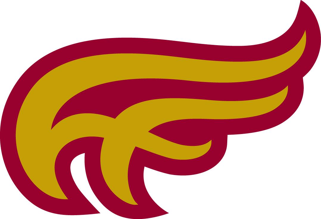 Mount Allison Mounties Logo Partial Logo (2011-Pres) - Athletic Flame mark 1 SportsLogos.Net