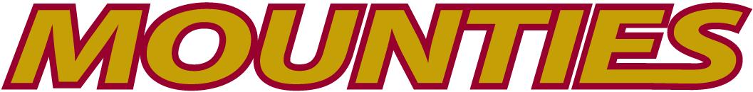 Mount Allison Mounties Logo Wordmark Logo (2011-Pres) -  SportsLogos.Net