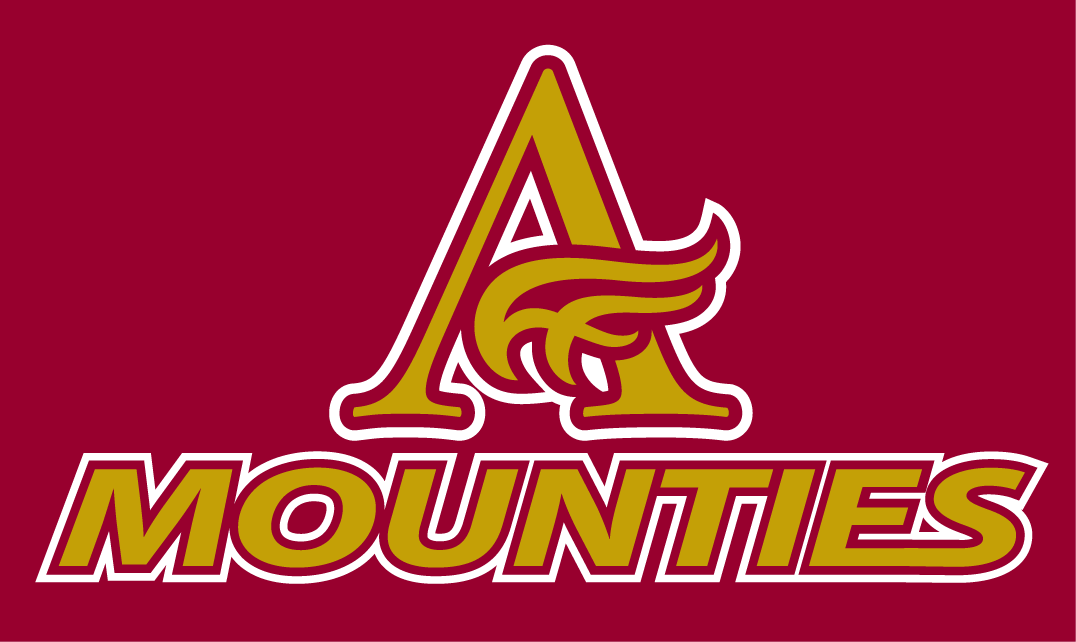 Mount Allison Mounties Logo Alternate Logo (2011-Pres) -  SportsLogos.Net