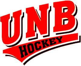 UNB Varsity Reds Logo Alternate Logo (2007-Pres) - UNB Varsity Reds Hockey logo SportsLogos.Net