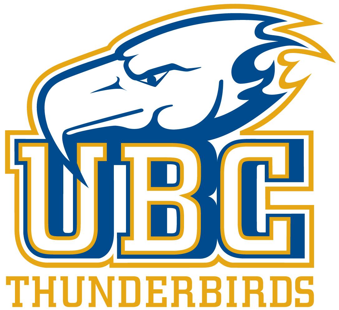 UBC Thunderbirds Logo Alternate Logo (2003-Pres) -  SportsLogos.Net