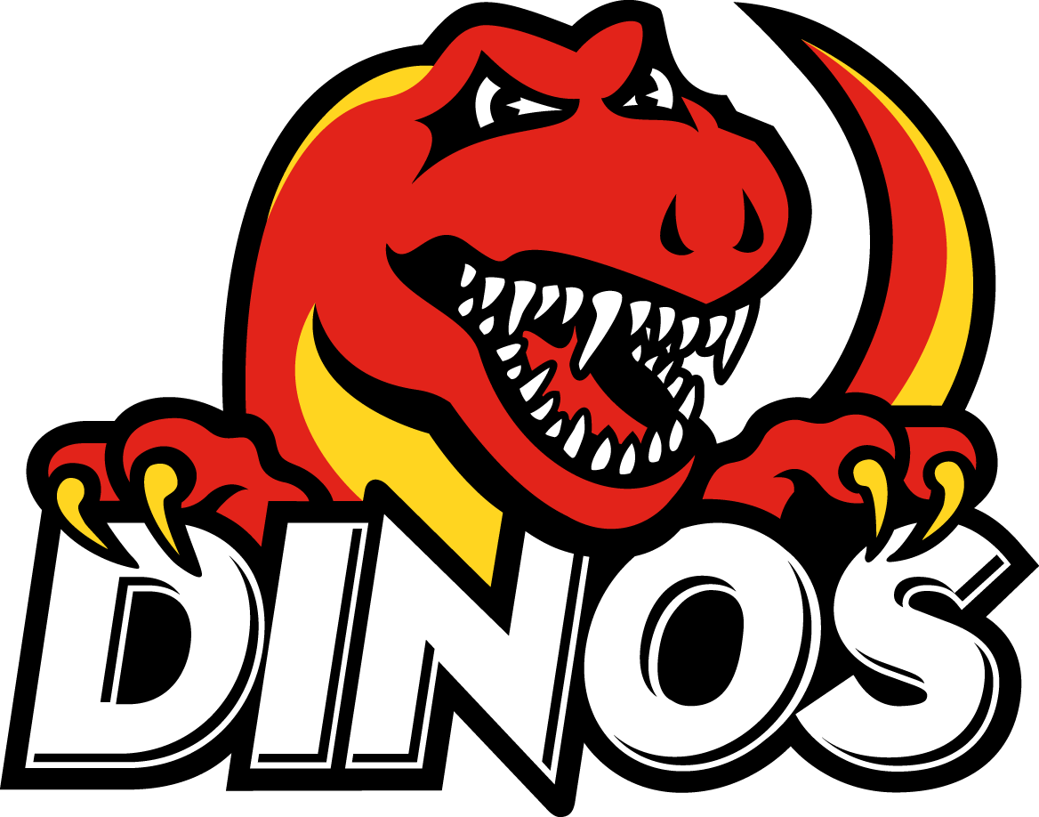 Calgary Dinos Logo Partial Logo (2013-Pres) -  SportsLogos.Net