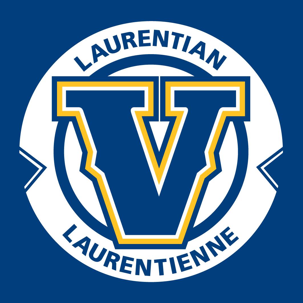 Laurentian Voyageurs Logo Alternate Logo (2013-Pres) -  SportsLogos.Net