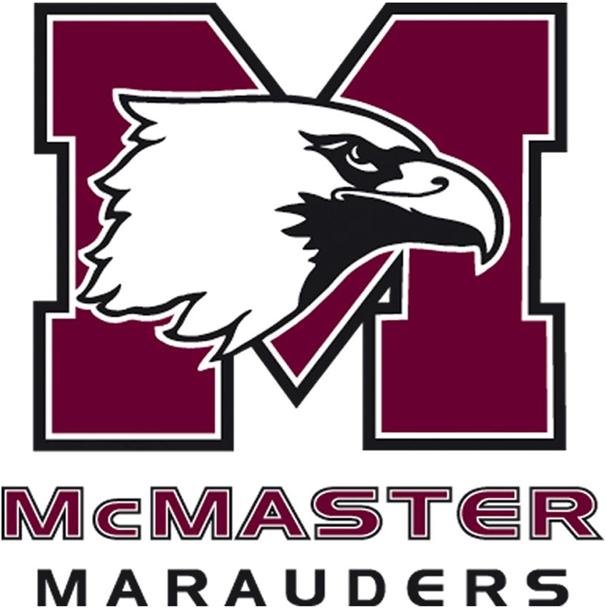 McMaster Marauders Logo Primary Logo (2012-Pres) -  SportsLogos.Net