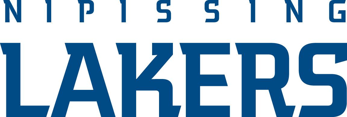 Nipissing Lakers Logo Primary Logo (2006-2012) -  SportsLogos.Net
