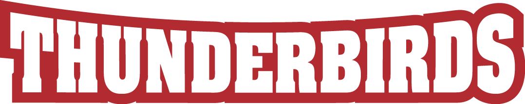 Algoma Thunderbirds Logo Wordmark Logo (2005-Pres) -  SportsLogos.Net
