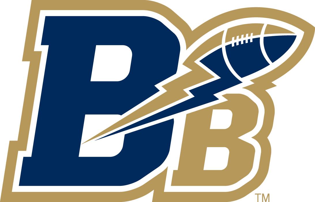Winnipeg Blue Bombers Secondary Logo - Canadian Football League ...