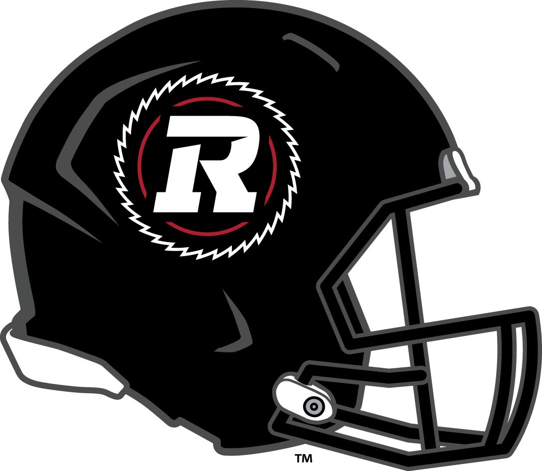 Ottawa RedBlacks Helmet Helmet (2014-Pres) -  SportsLogos.Net