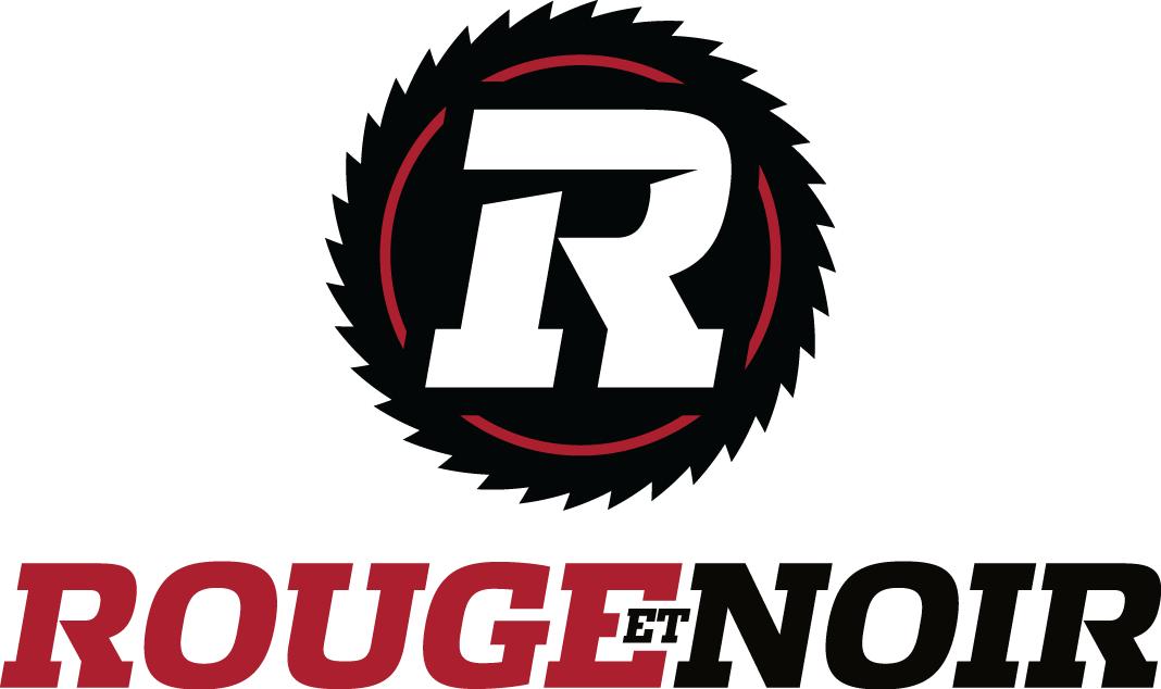 Ottawa RedBlacks Logo Alternate Logo (2014-Pres) -  SportsLogos.Net