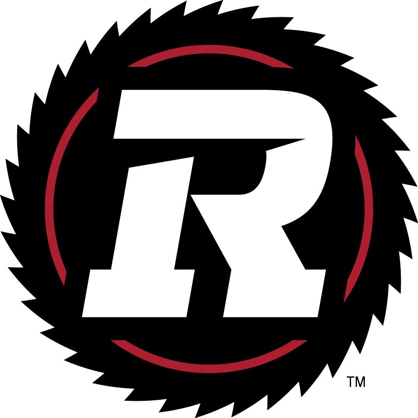 Ottawa RedBlacks Logo Primary Logo (2014-Pres) -  SportsLogos.Net