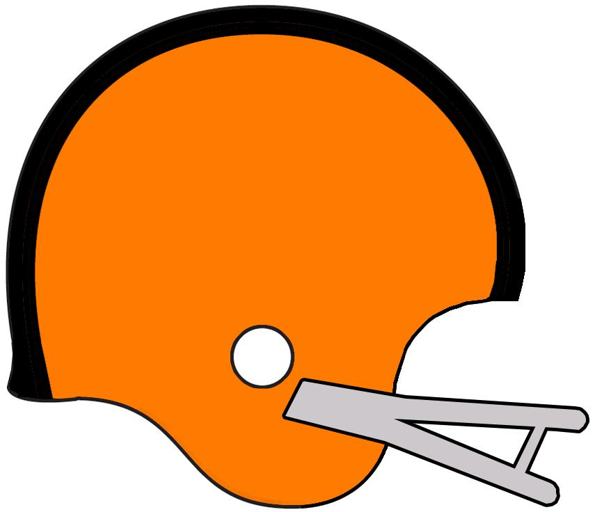 BC Lions Helmet Helmet (1957-1959) -  SportsLogos.Net