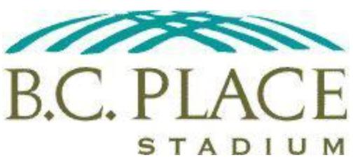 BC Lions Logo Stadium Logo (1995-2001) - BC Place Stadium logo SportsLogos.Net