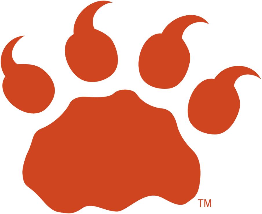 BC Lions Logo Alternate Logo (2011-2015) - Orange lion's paw SportsLogos.Net