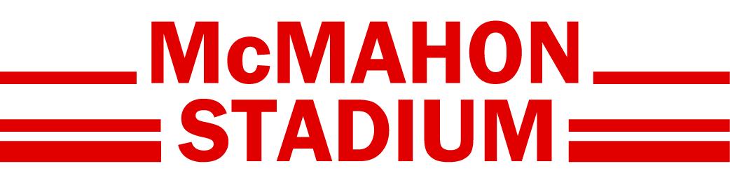 Calgary Stampeders Logo Stadium Logo (2000-Pres) - McMahon Stadium logo SportsLogos.Net