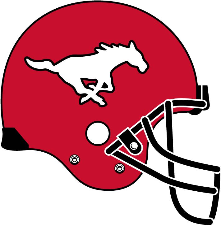 Calgary Stampeders Helmet Canadian Football League Cfl