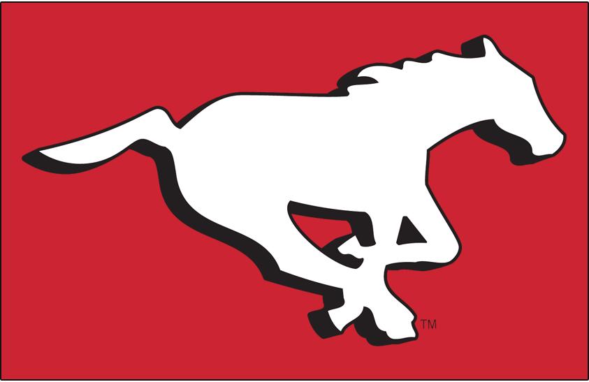 Calgary Stampeders Logo Primary Dark Logo (2019-Pres) -  SportsLogos.Net