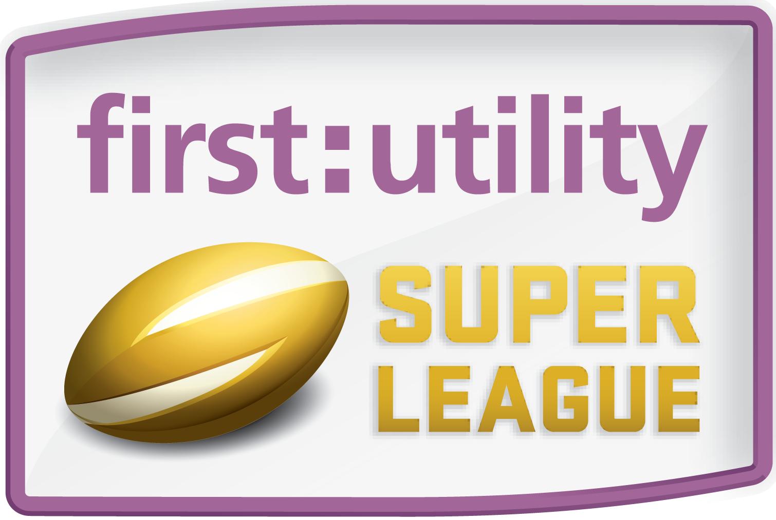 First Utility Super League Logo Primary Logo (2015-Pres) -  SportsLogos.Net