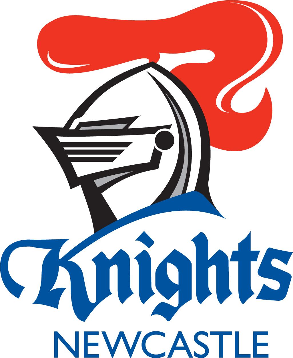 Newcastle Knights Logo Primary Logo (2008-Pres) -  SportsLogos.Net
