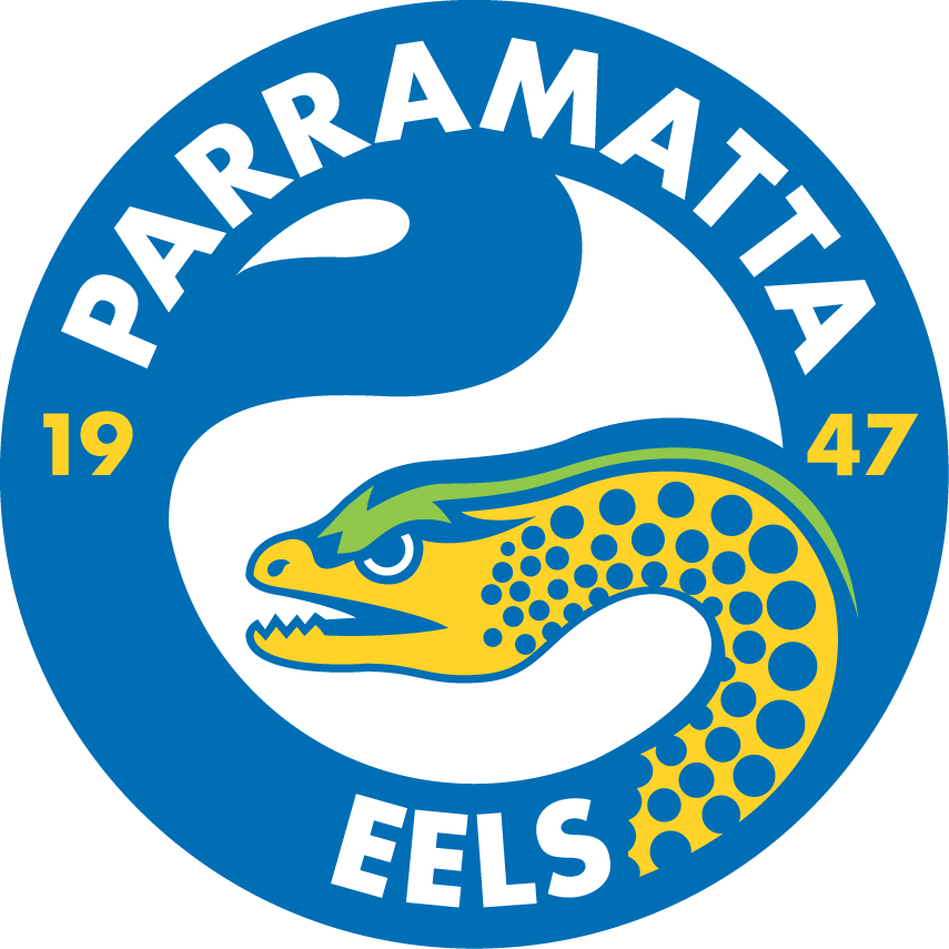 Parramatta Eels Logo Primary Logo (2011-Pres) -  SportsLogos.Net