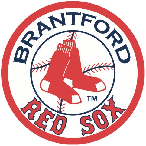 Brantford Red Sox Logo Primary Logo (2011-Pres) -  SportsLogos.Net