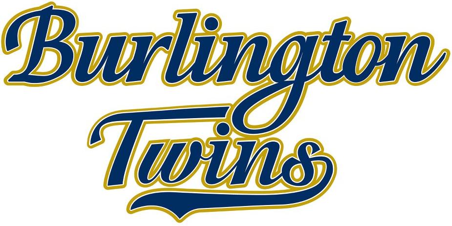 Burlington Twins Logo Primary Logo (2011) -  SportsLogos.Net