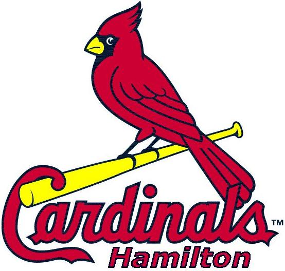 Hamilton Cardinals Logo Primary Logo (2012) -  SportsLogos.Net