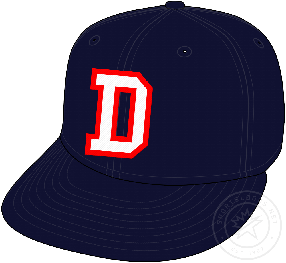 Doosan Bears Cap Cap (2010-Pres) -  SportsLogos.Net