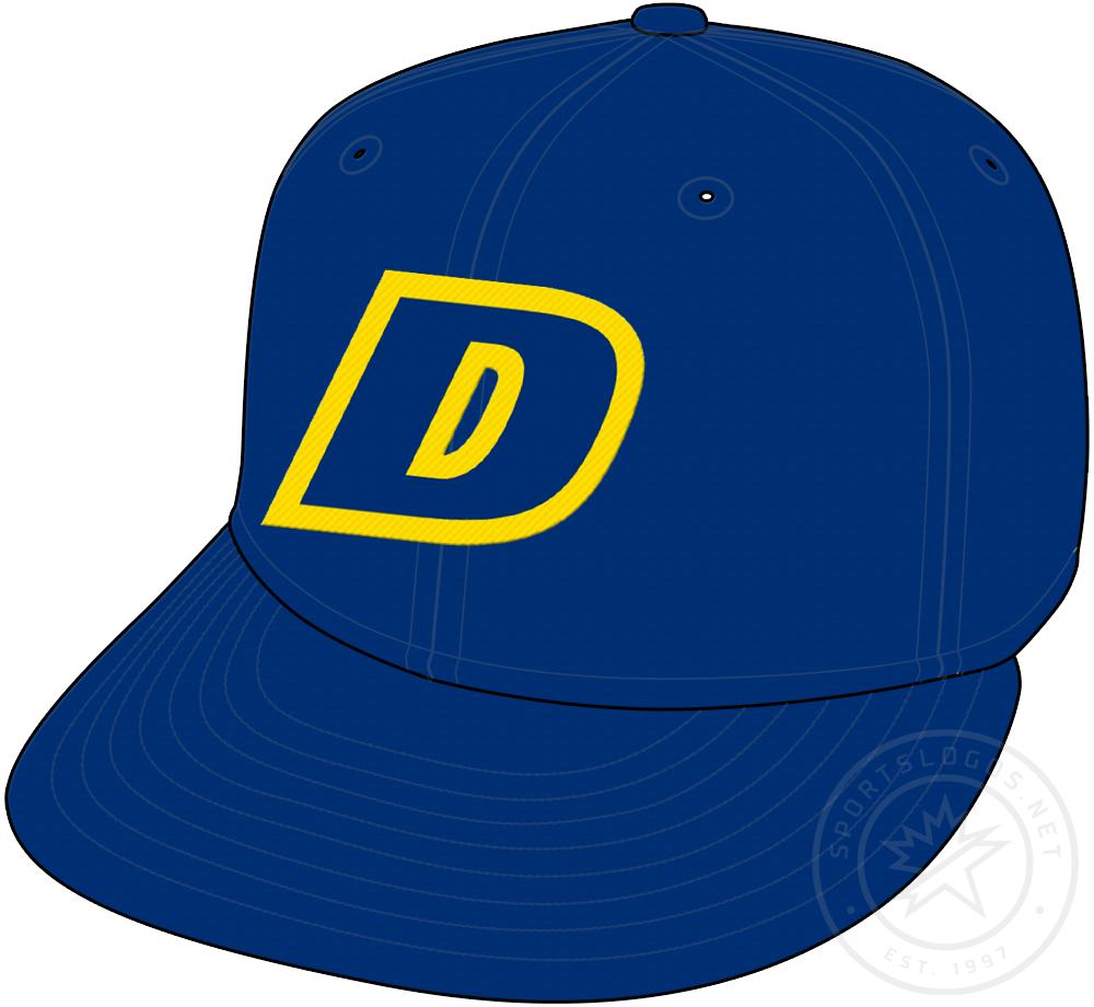 Doosan Bears Cap Cap (1999-2009) -  SportsLogos.Net