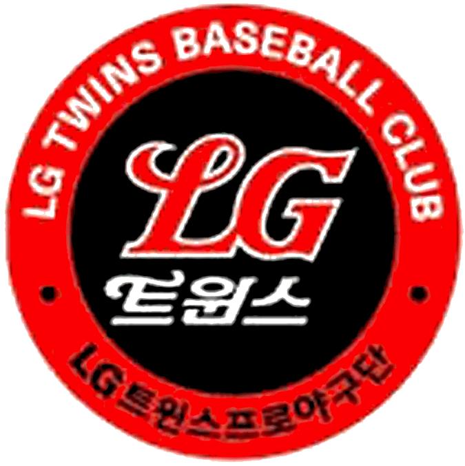 LG Twins Logo Primary Logo (1990-2005) -  SportsLogos.Net
