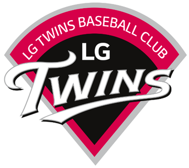 LG Twins Logo Primary Logo (2006-2016) -  SportsLogos.Net