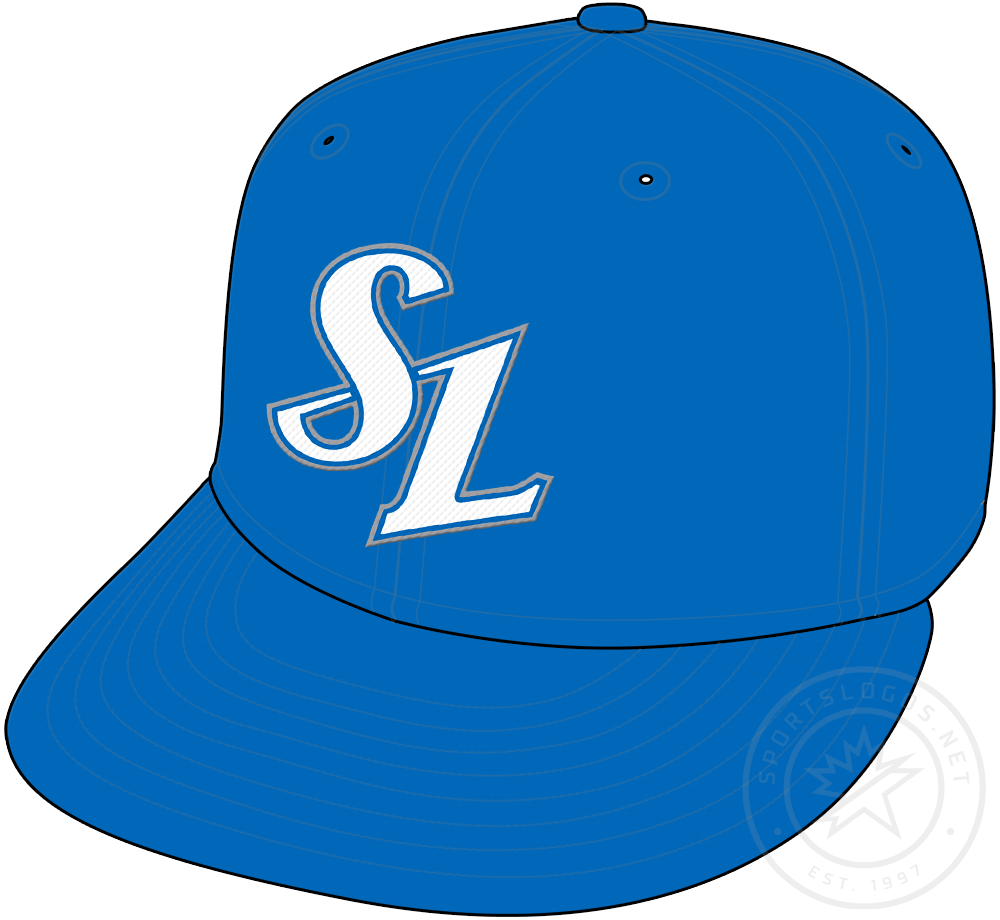 Samsung Lions Cap Cap (2009-Pres) -  SportsLogos.Net