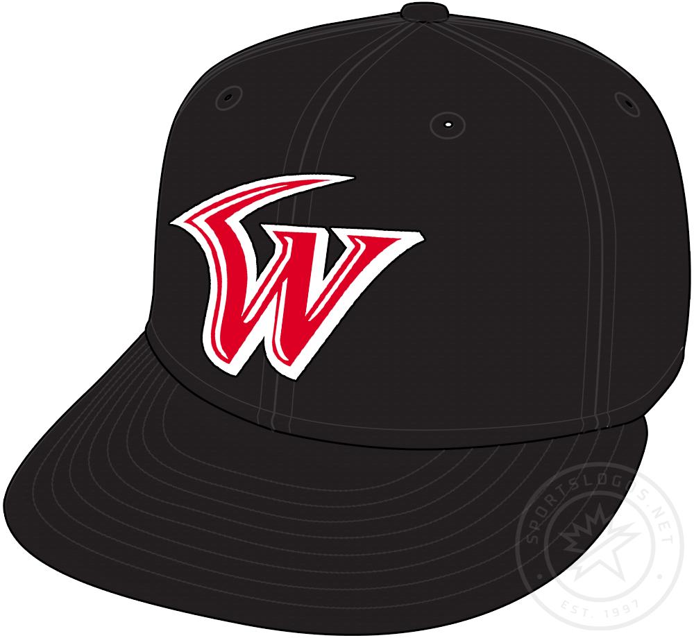 SK Wyverns Cap Cap (2006-2019) -  SportsLogos.Net