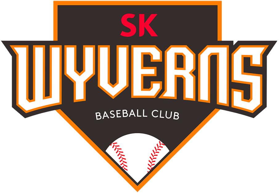 SK Wyverns Logo Primary Logo (2020-Pres) -  SportsLogos.Net
