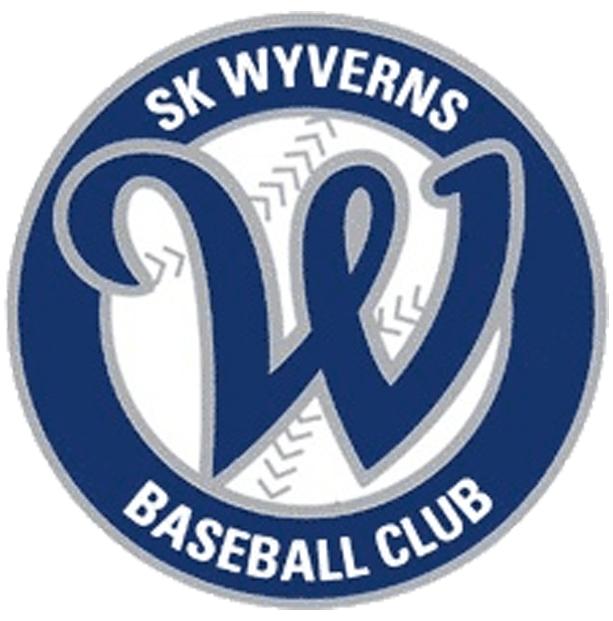 SK Wyverns Logo Primary Logo (2000-2005) -  SportsLogos.Net