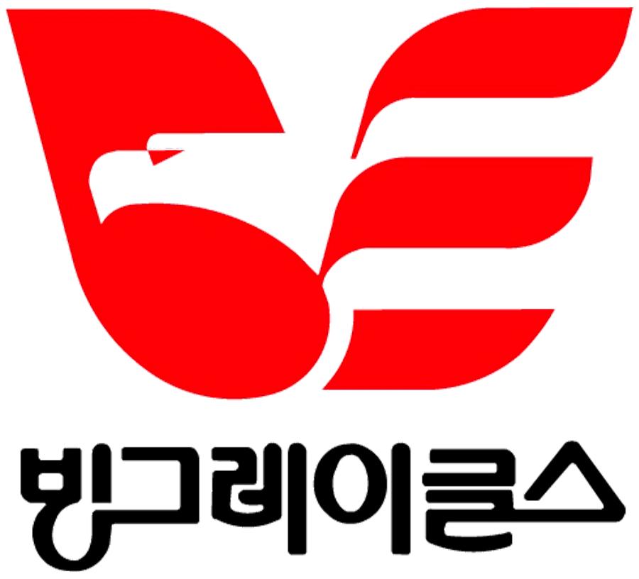 Binggrae Eagles Logo Primary Logo (1986-1993) -  SportsLogos.Net