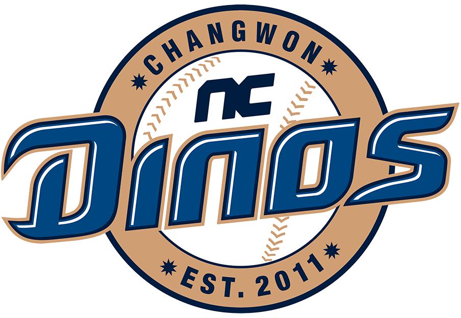 NC Dinos Logo Primary Logo (2013-Pres) -  SportsLogos.Net