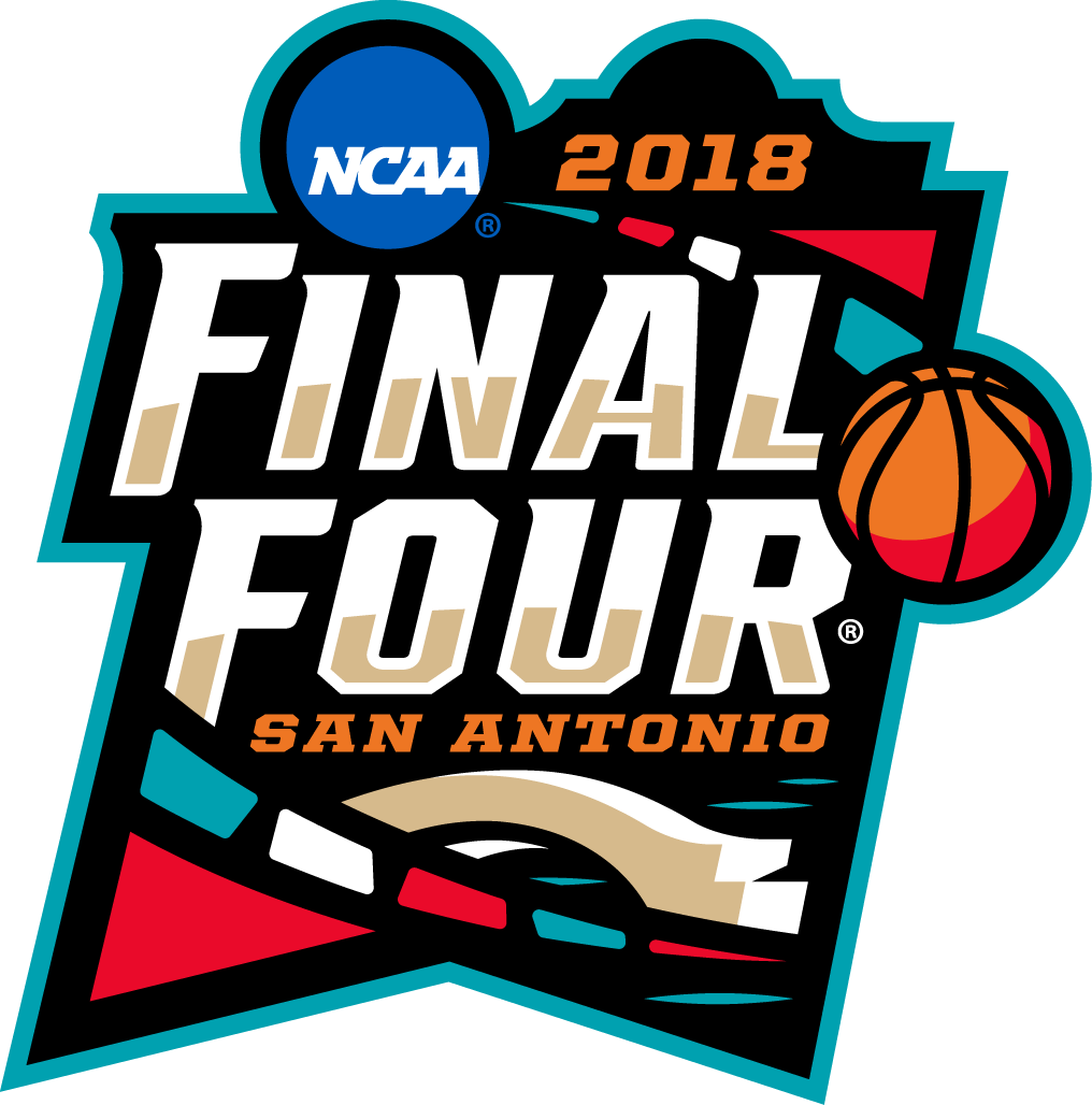 NCAA Mens Final Four Logo Primary Logo (2018) -  SportsLogos.Net