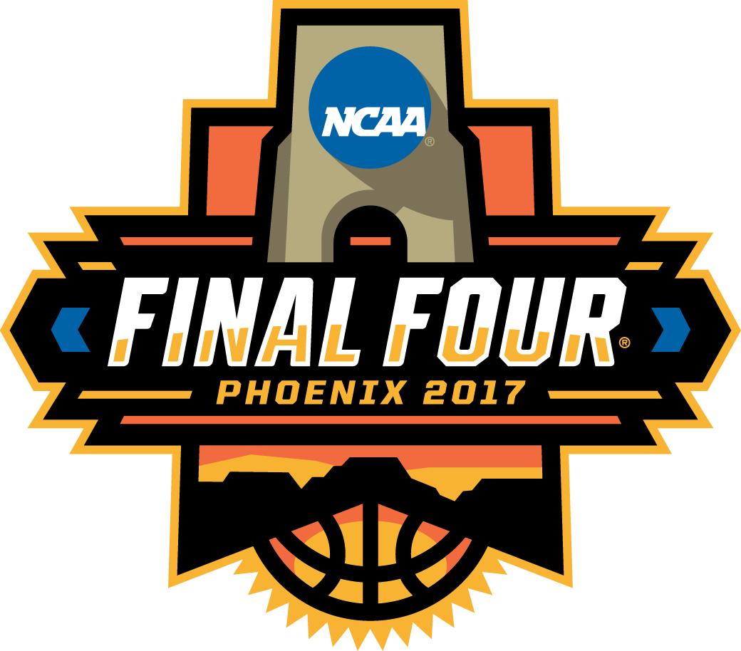 NCAA Mens Final Four Logo Primary Logo (2017) - 2017 NCAA Men's Final Four Logo - Phoenix, Arizona SportsLogos.Net
