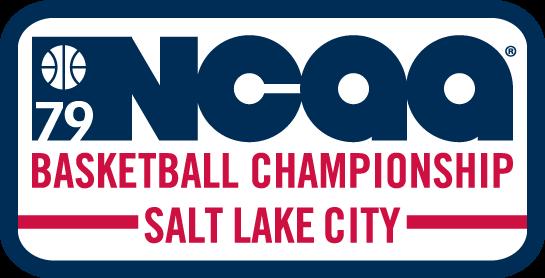NCAA Mens Final Four Logo Primary Logo (1979) - 1979 NCAA Division I Men's Basketball Championship - held in Salt Lake City, Utah. - Penn, Michigan State, Indiana State, DePaul  SportsLogos.Net