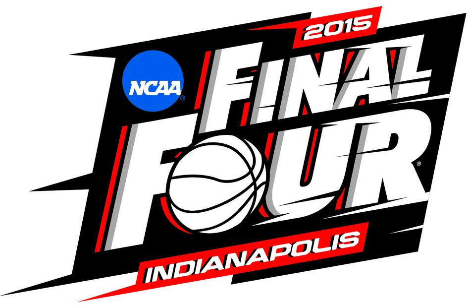 NCAA Mens Final Four Logo Primary Logo (2015) - 2015 NCAA Men's Final Four - held in Indianapolis, Indiana SportsLogos.Net