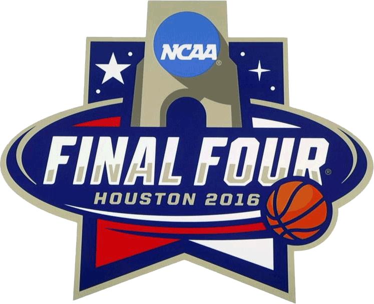 NCAA Mens Final Four Logo Primary Logo (2016) - 2016 NCAA Men's Final Four Logo - held in Houston, TX SportsLogos.Net